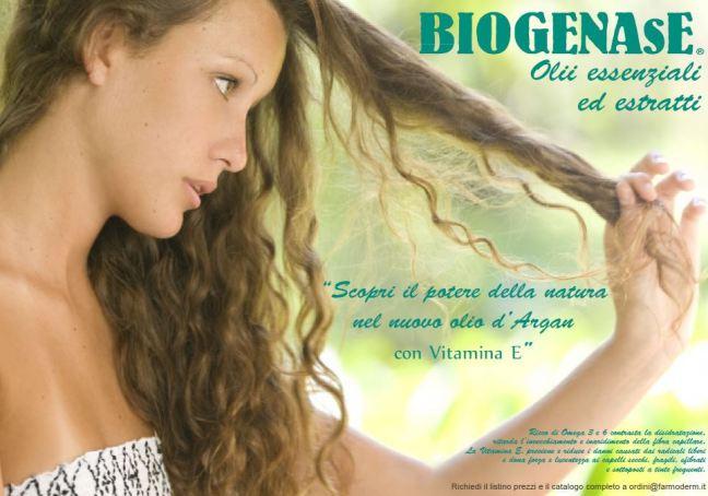 Olio argan biogenase